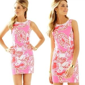 Lilly Pulitzer Mila Sleeveless Shift Dress 12